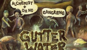 Gutter Water album cover