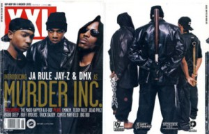 Remember when Ja Rule, Jay-Z and DMX came together as Murder Inc.? Oh yeah...