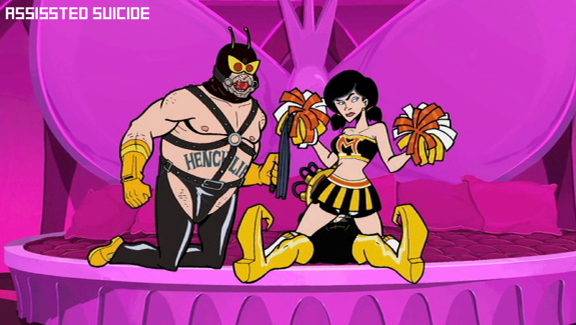 rapconqueso10 best episodes from the venture brothers